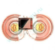 Кулер для видеокарты Thermaltake DuOrb CL-G0102 с тепловыми трубками (медный) - Курск