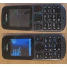 Телефон Nokia 101 Dual SIM (чёрный) - Курск
