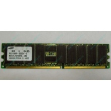 Серверная память 1Gb DDR1 в Курске, 1024Mb DDR ECC Samsung pc2100 CL 2.5 (Курск)