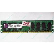ГЛЮЧНАЯ/НЕРАБОЧАЯ память 2Gb DDR2 Kingston KVR800D2N6/2G pc2-6400 1.8V  (Курск)