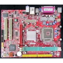 Материнская плата MSI MS-7142 K8MM-V socket 754 (Курск)