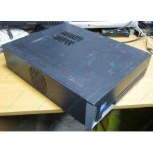 Лежачий четырехядерный системный блок Intel Core 2 Quad Q8400 (4x2.66GHz) /2Gb DDR3 /250Gb /ATX 300W Slim Desktop (Курск)
