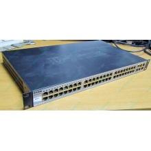 Управляемый коммутатор D-link DES-1210-52 48 port 10/100Mbit + 4 port 1Gbit + 2 port SFP металлический корпус (Курск)