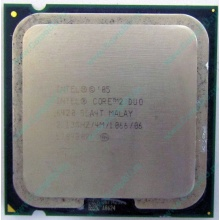 Процессор Intel Core 2 Duo E6420 (2x2.13GHz /4Mb /1066MHz) SLA4T socket 775 (Курск)