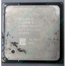 Процессор Intel Celeron D (2.4GHz /256kb /533MHz) SL87J s.478 (Курск)