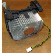 Кулер для процессоров socket 478 с большим сердечником из меди Б/У (Курск)