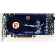 Б/У видеокарта 256Mb ATI Radeon X1950 GT PCI-E Saphhire (Курск)