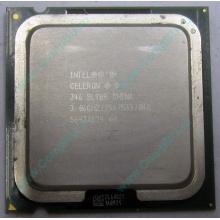 Процессор Intel Celeron D 346 (3.06GHz /256kb /533MHz) SL9BR s.775 (Курск)