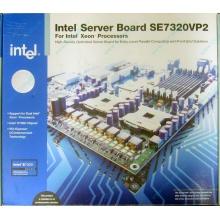 Материнская плата Intel Server Board SE7320VP2 socket 604 (Курск)
