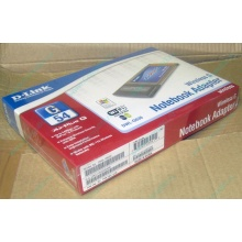 Wi-Fi адаптер D-Link AirPlusG DWL-G630 (PCMCIA) - Курск